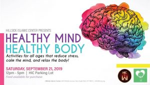 Healthy Mind Healthy Body Fair