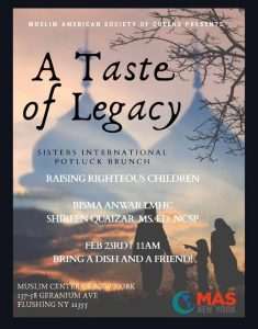 A Taste of Legacy