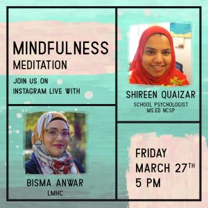 Mindfulness Meditation with Shireen Quaizar
