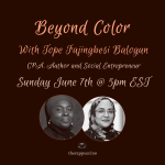 Beyond Color with Tope Fajingbesi